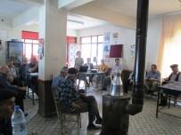 FEROMON - Çine'de Üreticilere Eğitim Verildi