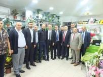 ÜLKÜ OCAKLARı - 'Cumhur İttifakı'na Destek İstediler