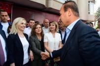 ÜLKÜ OCAKLARı - Cumhur İttifakı'nın İlk Seçim İletişim Merkezi Başkan Sözlü Tarafından Açıldı