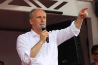 RECEP TAYYİP ERDOĞAN - Cumhurbaşkanı Adayı Muharrem İnce Erzincan'da Konuştu