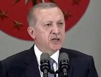 DOLAR VE EURO - Cumhurbaşkanı Erdoğan: Dalgalanma gerçeklerimizle doğru değil