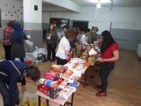 Devrek Fatih İlkokulundan Gıda Yardımı