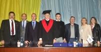 MUSTAFA AYDıN - Dr. Mustafa Aydın'a Odessa Ulusal Politeknik Üniversitesi'nden 'Fahri Doktora 'Verildi