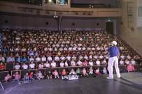 HAYVAN SEVGİSİ - Dünya Süt Günü, Sütlaç Şov Tiyatro Gösterisi İle Kutlandı