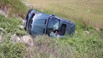Edirne'de Trafik Kazası Açıklaması 4 Yaralı