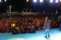 MAHMUT TUNCER - Edremit'te Mahmut Tuncer coşkusu