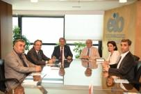 SANAYİ ÜRETİMİ - Egeli İhracatçılar İle Ege Üniversitesi Katma Değerli İhracat İçin İşbirliği Yapacak