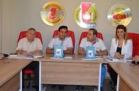 ERKMEN - Eğitimci Yazar Murat Göl Kitabını OGC'de Tanıttı