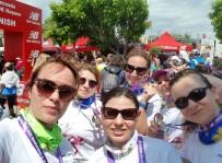 SOSYAL SORUMLULUK - Eğitime Koşar Adım Destek