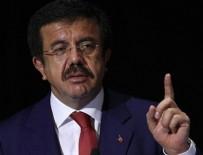 SERBEST PIYASA - Ekonomi Bakanı Zeybekci'den 'kur' açıklaması