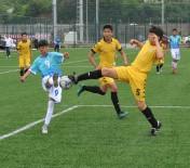 NUMAN HATIPOĞLU - Futbol Küçükler Türkiye Birinciliği Maçları Başladı