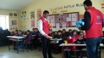 MURAT AYDıN - Gönüllüler Köy Okullarının Çehresini Değiştiriyor