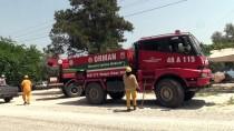 GÖKOVA KÖRFEZİ - GÜNCELLEME - Muğla'da Orman Yangını