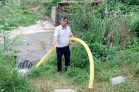GALATA - Güpegündüz Yaşanan Hırsızlık Mahalle Muhtarını Çileden Çıkardı