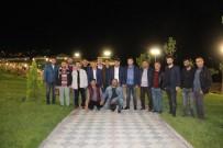 BASIN MENSUPLARI - Hizmete Açılan Muhammet Yalçın Şehir Terasları Göz Kamaştırıyor