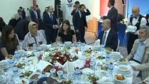 İÇİŞLERİ BAKANI - İçişleri Bakanı Soylu Şehit Yakınlarıyla İftarda Buluştu