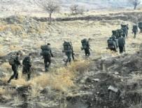 TERÖRİSTLER - İçişleri Bakanlığı duyurdu! 'Kendal' kod adlı terörist öldürüldü