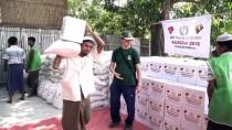 MYANMAR - İHH'dan Myanmar'daki Müslümanlara Ramazan Yardımı