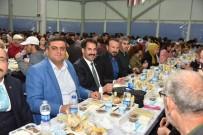 BELEDİYE BAŞKANI - İlk Toplu İftar Ayazma'da Yapıldı