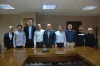 HAKAN YILDIZ - İzmit Belediyespor'a Yeni Başkan