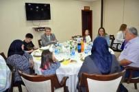 ŞEHİT AİLELERİ - Kaymakam Karahan, Şehit Aileleriyle İftarda Buluştu