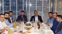 GENÇ GİRİŞİMCİLER - KAYSO Başkanı Büyüksimitci Genç Girişimcilerle Bir Araya Geldi