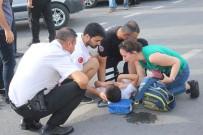 ELEKTRİK DİREĞİ - Kazalar Ucuz Atlatıldı