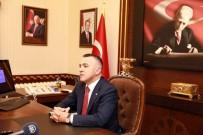 BASIN MENSUPLARI - Kırklareli'nin 46. Valisi Osman Bilgin Görevine Başladı