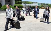 KUZEY KORE - Kuzey Kore'den Güney Koreli Gazetecilere Özel İzin