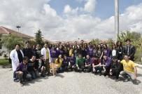HAYVAN SEVGİSİ - Mamak'ta ''Çevre Bilinci Ve Barınak Gönüllülüğü Eğitim Projesi''