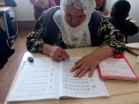 RECEP TAYYİP ERDOĞAN - Mardin'de 7 Bin 900 Kişi Okuma Yazma Öğreniyor