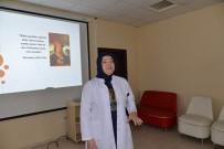 İLAÇ KULLANIMI - Melikgazi Sağlık Seminerlerinde Bilinçli İlaç Kullanımı Konuşuldu
