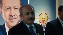 MUSTAFA ŞENTOP - Mustafa Şentop Açıklaması 'Ege Ve İç Anadolu'da Bazı Şehirler Bir Araya Gelerek Büyükşehir Olmak İstedi'