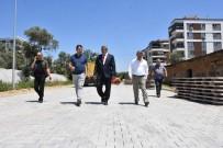 YıLDıZTEPE - Nazilli'nin Cadde Ve Sokaklarında Büyük Dönüşüm