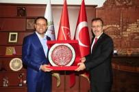 BERABERLIK - Nevşehir Belediye Başkanı Seçen, Milletvekili Gizligider'e Teşekkür Etti