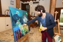 MEHMET ÇEVİK - Nilüfer Belediyesi Sanatevi İlk Konuklarını Ağırlıyor