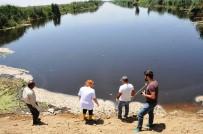 MENDERES NEHRİ - Ölü Balıklar Kilometre Uzunluğundaki Nehre Yayıldı