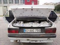 KAÇAK SİGARA - Otomobilin Her Yerinden Kaçak Sigara Çıktı