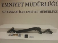 POMPALI TÜFEK - (Özel) İstanbul'da Gasp Makineleri Kıskıvrak Yakalandı