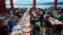 PAŞABAHÇE - Paşabahçe Meydan'da 5 Bin Beykozlu İftar Yaptı
