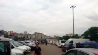 HIRSIZLIK ZANLISI - Jandarma ekiplerine ateş açıldı! İşte ilk görüntüler