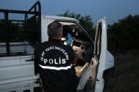 YUNUS TİMLERİ - Polislerin Kaza Yapmasına Neden Olan Hırsızlardan Bir Yakalandı
