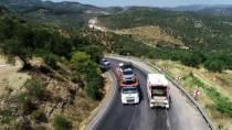 KAZDAĞLARI - 'Rampa Çilesi' Tünellerle Son Bulacak