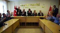 AYHAN ÖZKAN - 'Saadet Partisi'nin Baraj Sorunu Kalmadı'