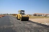 KARAKÖPRÜ - Şanlıurfa'da Asfalt Çalışmaları Sürüyor