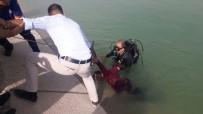 KıLıLı - Serinlemek İçin Su Kanalına Giren Suriyeli Genç Boğuldu