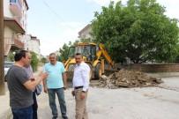 ASKERLİK ŞUBESİ - Seydişehir'de Asfalt Çalışmaları Başladı