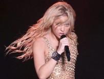 SHAKİRA - Shakira İstanbul'da konser verecek