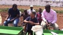 SOYA FASULYESİ - Somalili Mühendisler Modern Tarımı Türkiye'de Öğreniyor