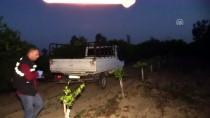 Şüpheli Aracı Kovalayan Polis Ekibinin Kaza Yapması